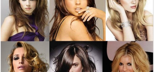 Новые горячие тенденции для волос весны 2012