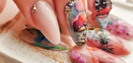 красивые ногти