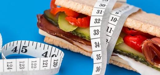 продукты без калорий